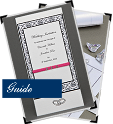 Wedding Invitations, Evening Invitations, RSVP Cards, Order of Service, Seating Plans, Place Cards, Menus, Menu Place Cards, Thank You Cards, Envelopes and Inserts, Save the Date